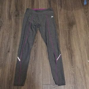 New grey leggings RBX live life active